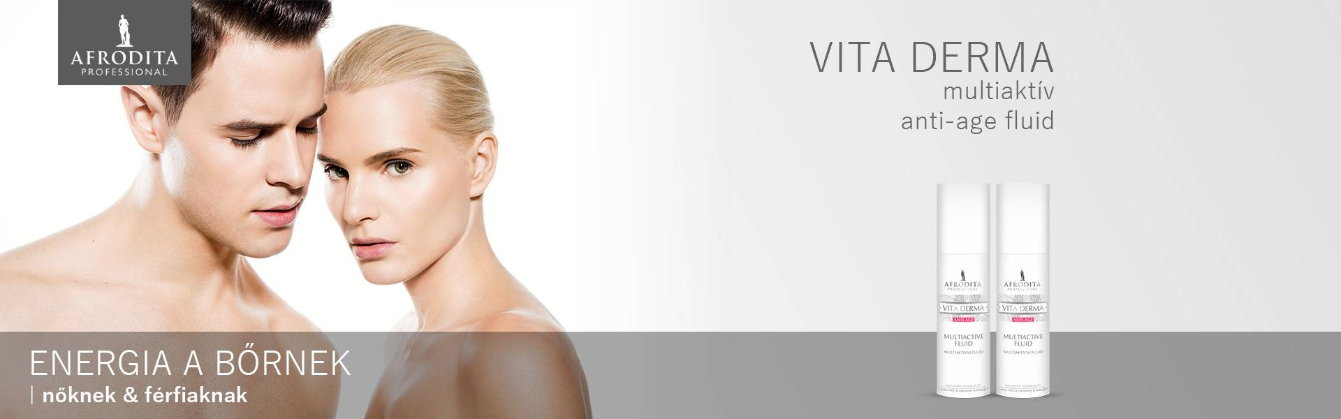 Vita Derma - multiaktív anti-age fluid
